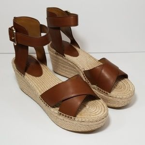 Coach Primrose Espadrille Wedge Sandals